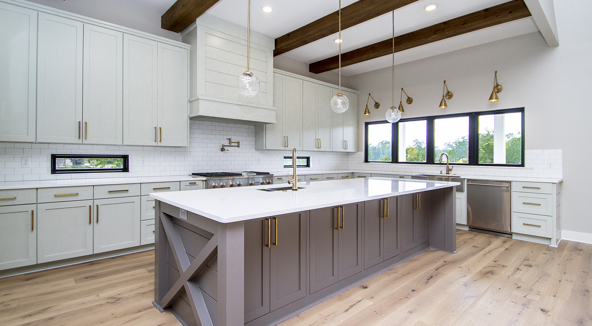 RQM Homes Custom Kitchen Design
